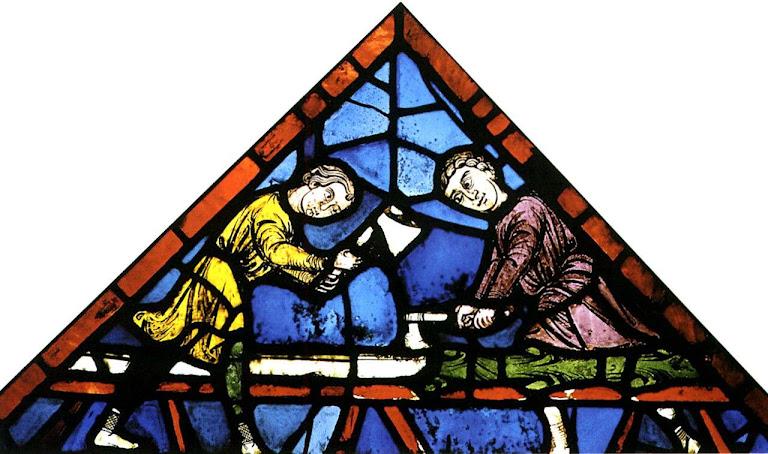 Marceneiros, catedral de Chartres