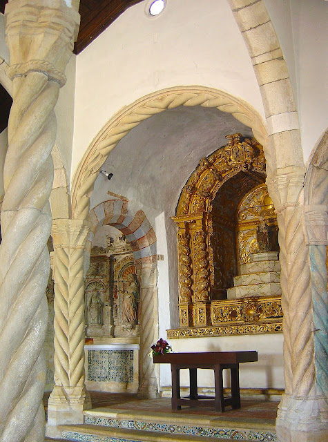 Montemor o velho, Igreja de Sta. Maria da Alcáçova