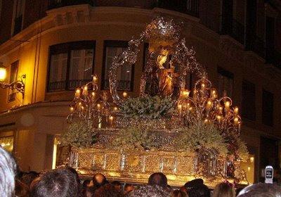 Nossa Senhora da Vitória, padroeira de Malága, Espanha