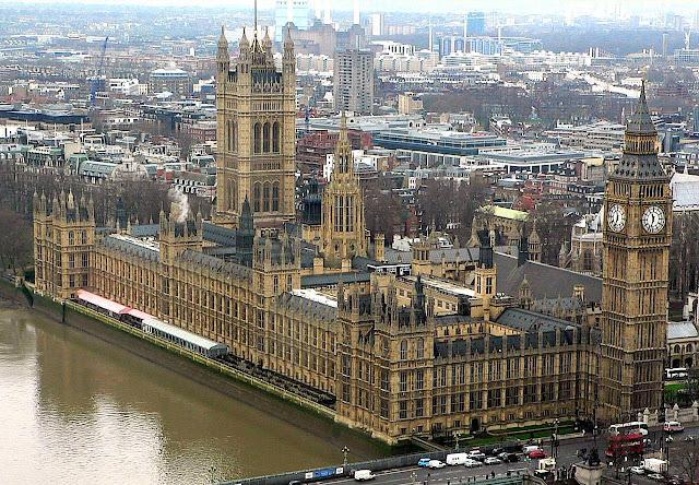 Parlamento de Westminster e Big-Ben