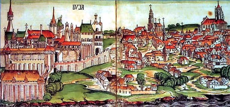 Budapest medieval