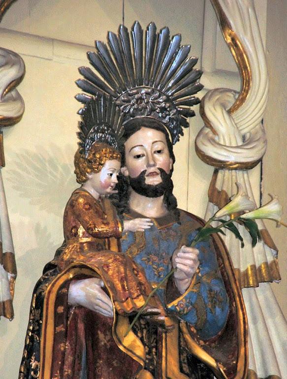 São José, Mosteiro da Luz, São Paulo
