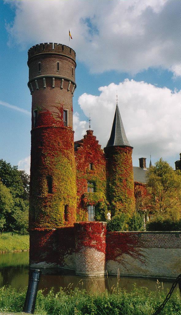 Castelo de Wijnendael, Bélgica