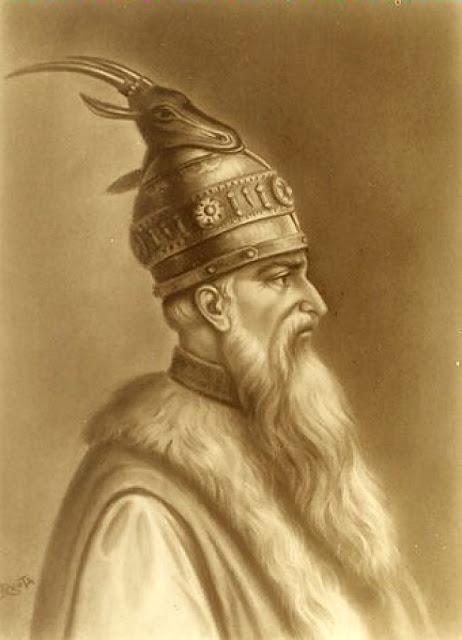 Skanderbeg: gravura póstuma destaca seu perfil mítico