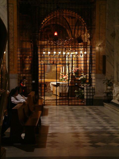 Santuário de Nossa Senhora do Bom Conselho, Genazzano