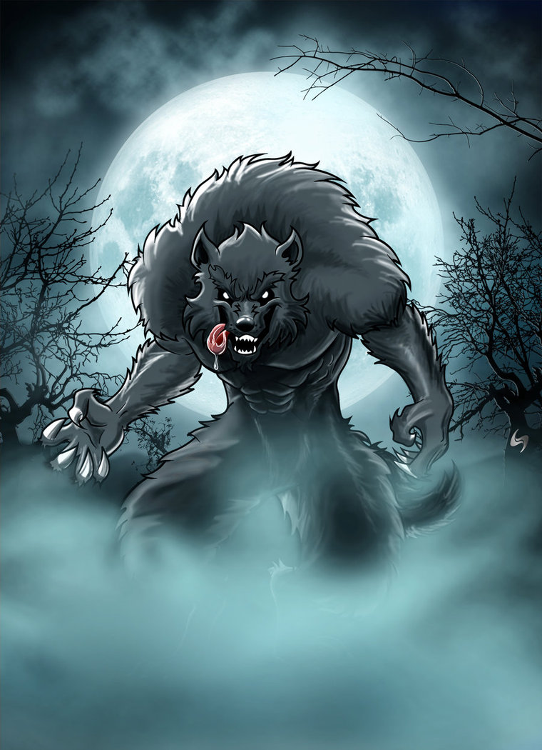 the wolf den  werewolf