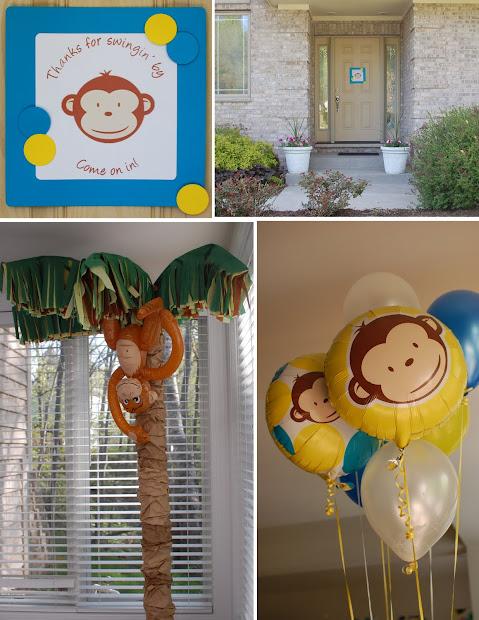 Mod Monkey Party - Design Dazzle