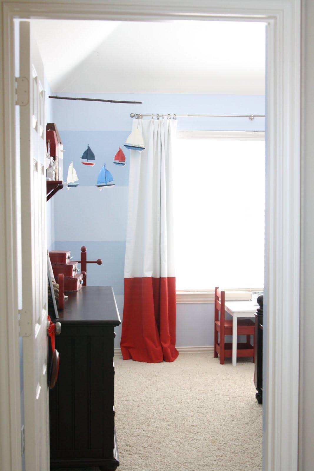Diary Lifestyles Nautical Boys Room