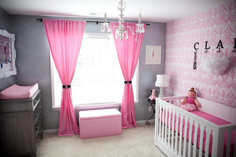 baby girls room - photo #38
