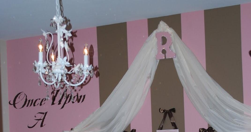 Room Baby Dazzle: Pink & Brown Baby Nurseries