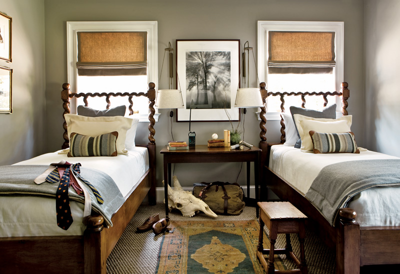 Oh, Boy: Sophisticated Bedrooms - Design Dazzle