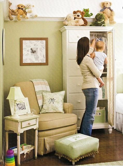 Gender Neutral Nursery - Design Dazzle