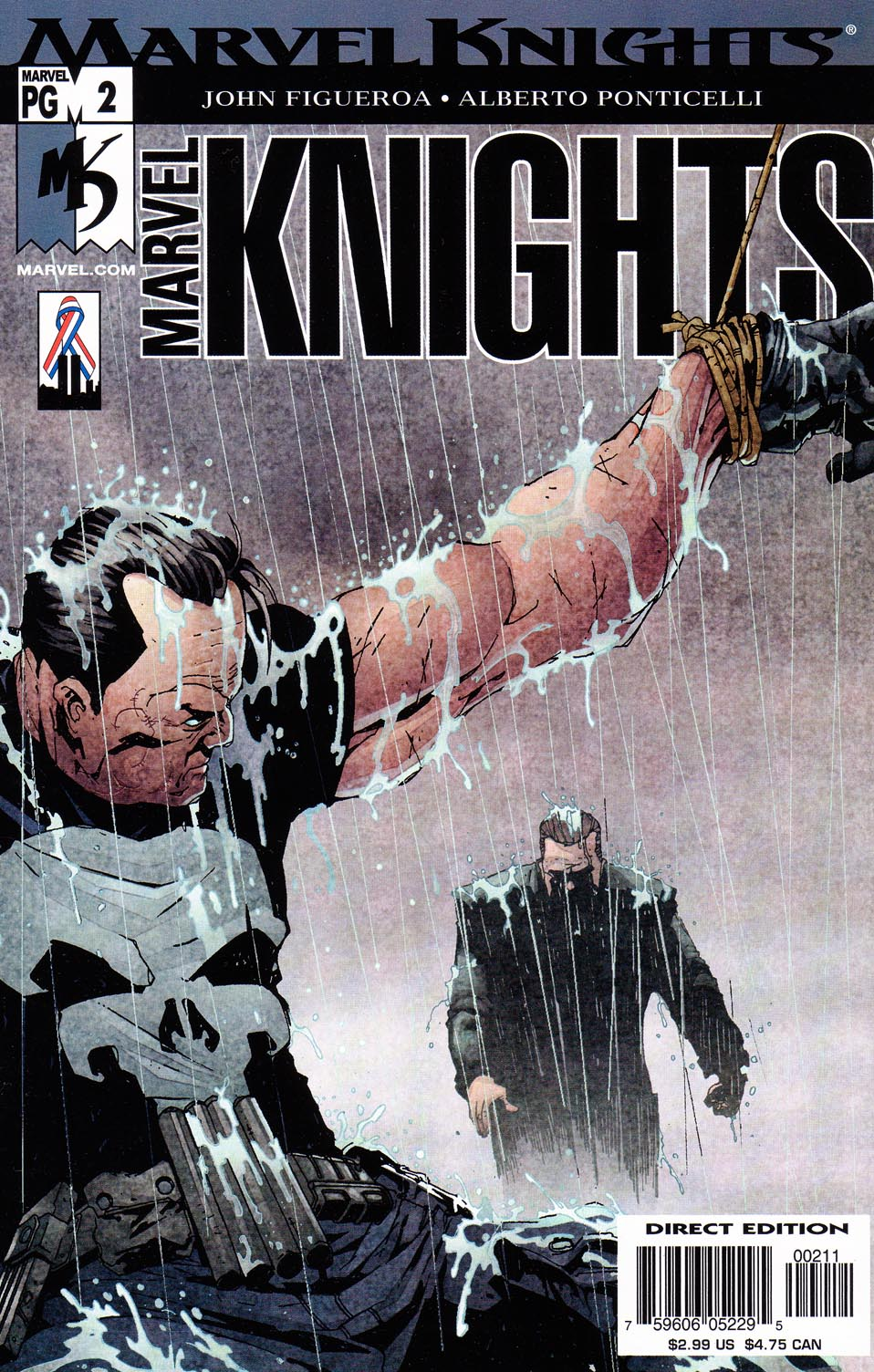 Marvel Knights (2002) 2 Page 1