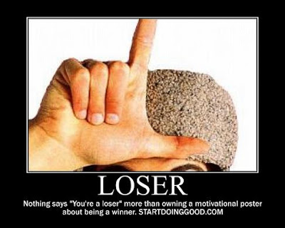 TalentEDgeyyy Thoughts: Are you a loser?