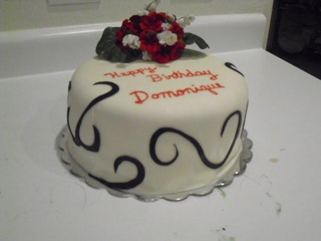 Sugarlips Cakes Fancy Birthday Cake