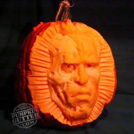 Im Back...In a pumpkin.