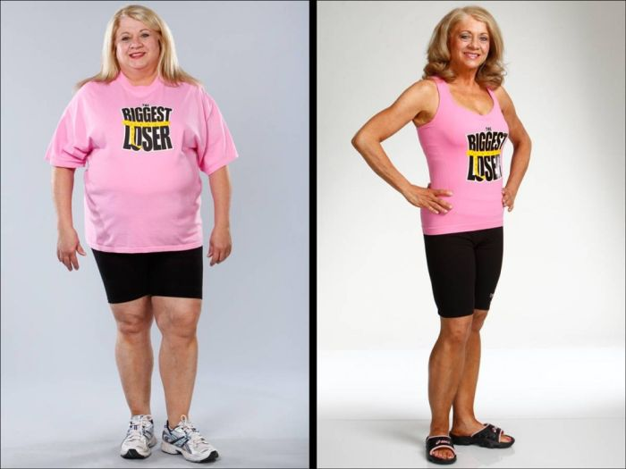 22 Biggest Loser Before And After Show | Just Cute Pics