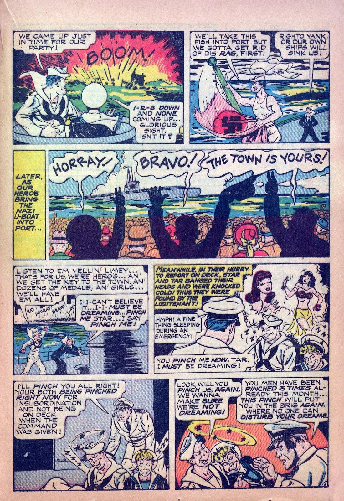Read online Joker Comics comic -  Issue #14 - 39