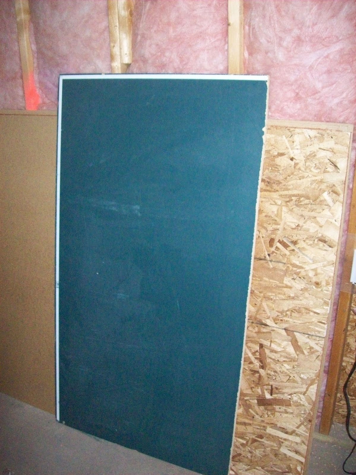 New Again Restorations Simple Wood Fabric Cutting Board