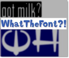 smart font recognition system