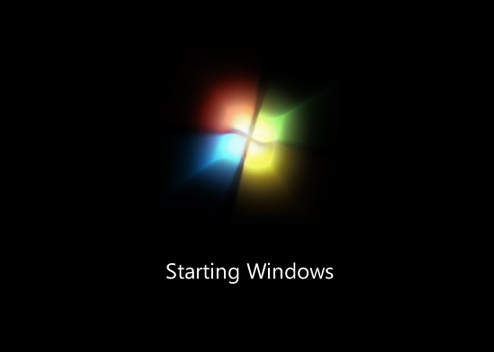 Windows 7 Boot Screen
