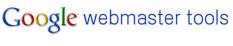 Google Web Master Logo