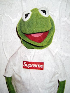 Kermit For Supreme Eric Lee