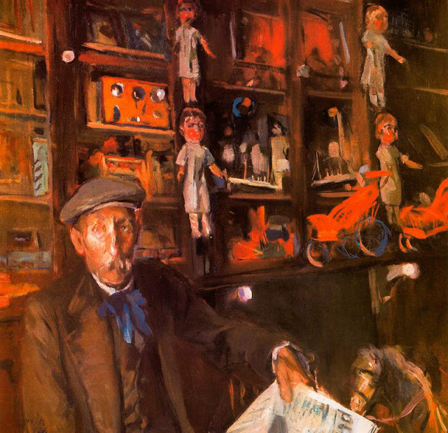Joaquín Mir Trinxet, Maestros españoles del retrato, Pintores españoles, Retratos de Joaquín Mir Trinxet, Pintores Catalanes, Pintores de Barcelona, Joaquín Mir
