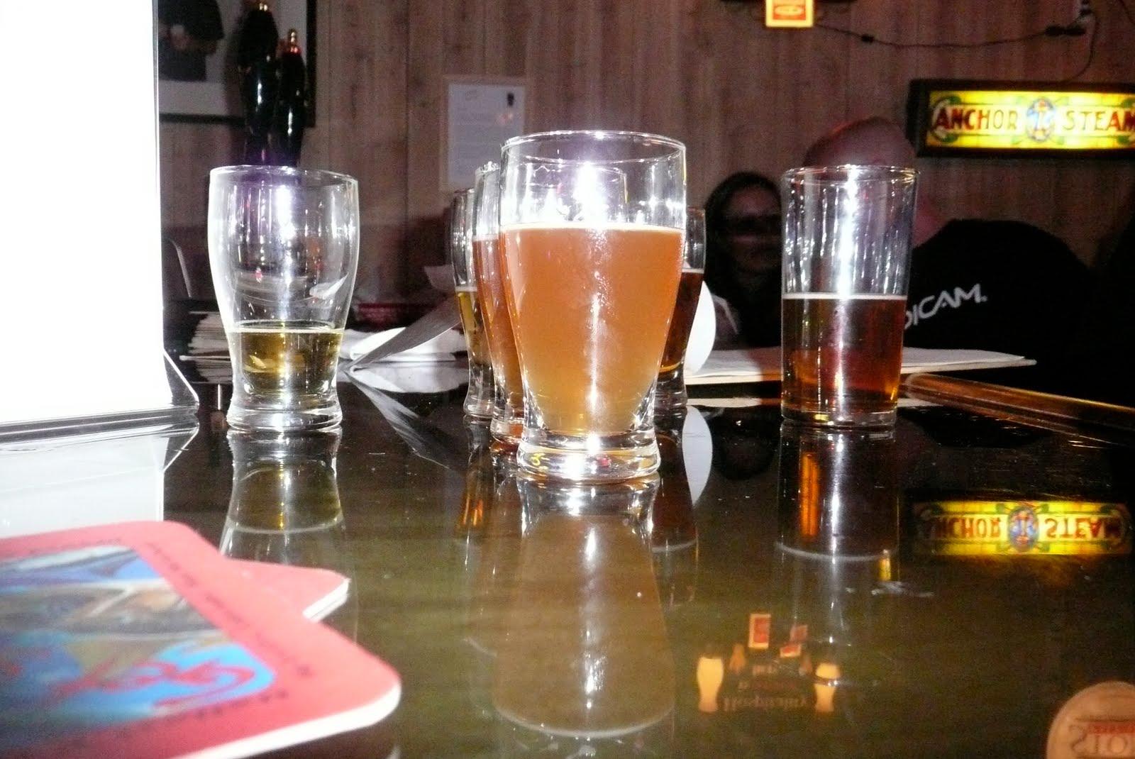 Brews Clues Blind Beer Tasting With Lee Chase