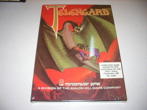 MadPlanet's Gameroom: It Is    TELENGARD