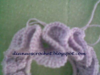 3fe9f490b4b4 Diana es crochet-paps: Adornos para el cabello