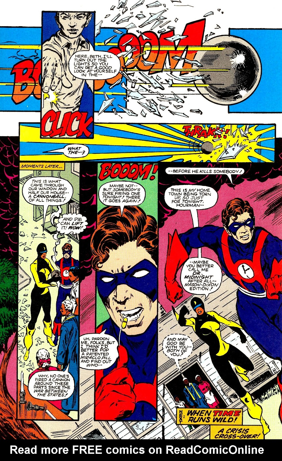 Infinity Inc. (1984) issue 21 - Page 30