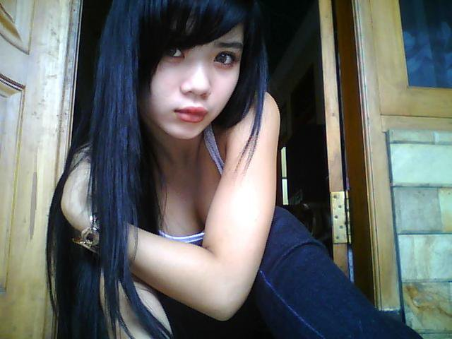 Photo Cewek Sexy Gadis Indonesia  Beautiful Young Girl -6850