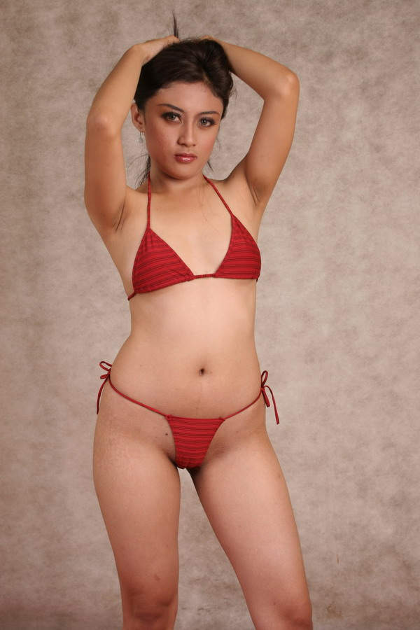 Chinese milf chubby nude