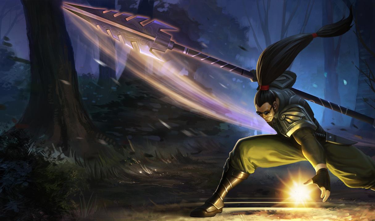 Xin Zhao cosplay help (LoL) - Cosplay.com