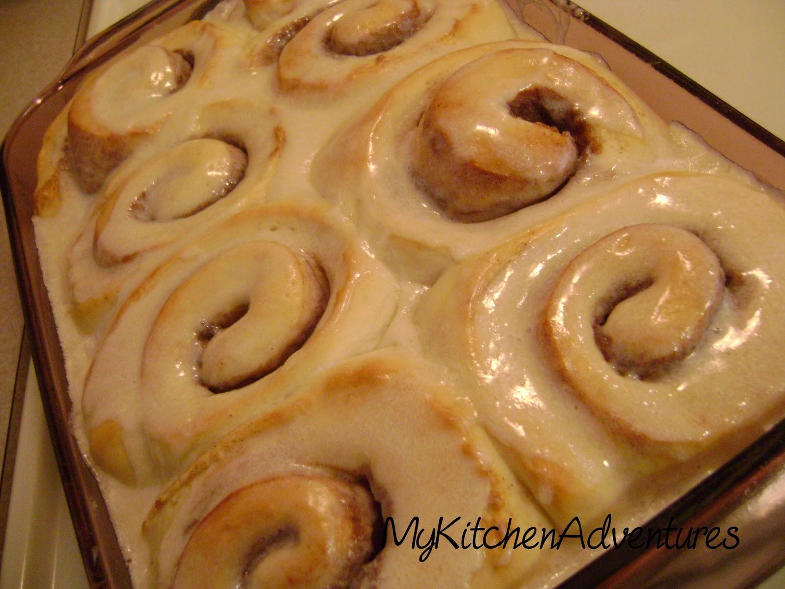 Cinnamon Rolls Bread Flour