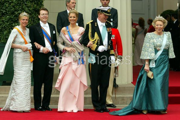 ce05f2fed997 Top 10 Worst Dressed Royal Wedding Guests   1. Laurentien Does It Again