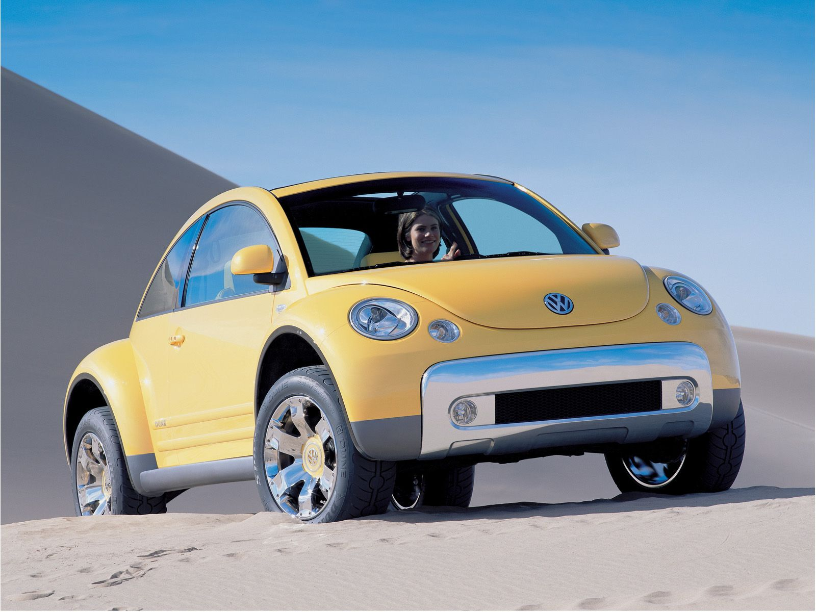 Car Pictures Volkswagen New Beetle Dune
