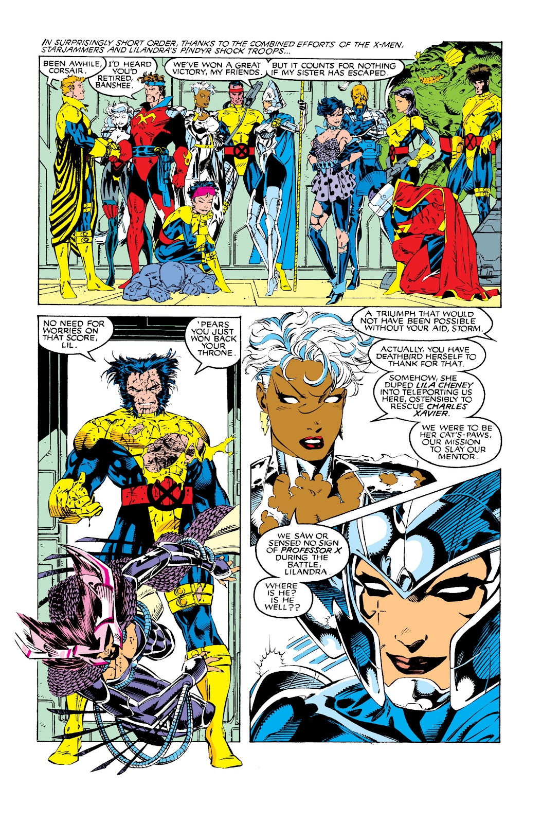 Uncanny X-Men (1963) issue 275 - Page 12