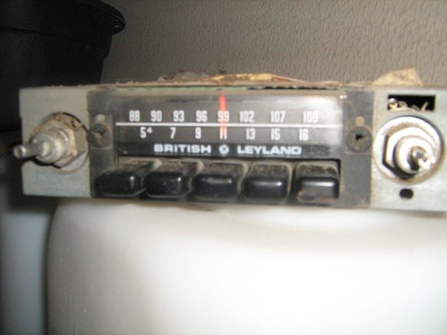Remarkable Diary Of An Mgb New Stereo Wiring 101 Orsalhahutechinfo