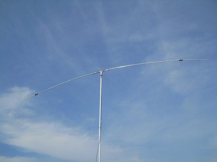 Homebrew Screwdriver antenna