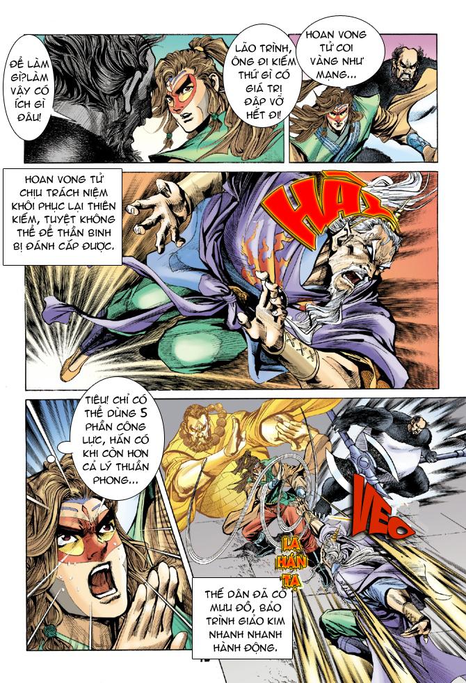 Đại Đường Uy Long chapter 17 trang 10