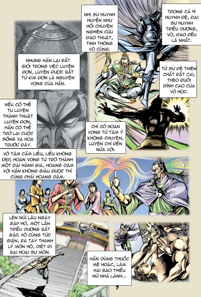 Đại Đường Uy Long chapter 17 trang 7