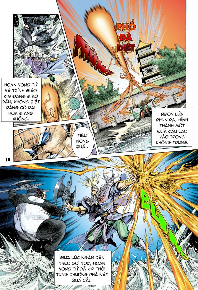Đại Đường Uy Long chapter 17 trang 19