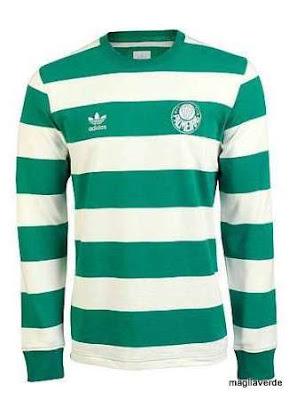 Maglia Verde  Camisa retrô de goleiro  a zebrada do Leão voltou d18fa84267148