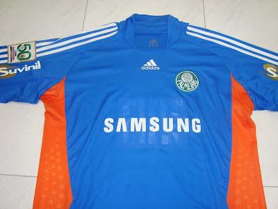 Maglia Verde  Camisa Marcos Libertadores 2009 - original! 1b313f458734c