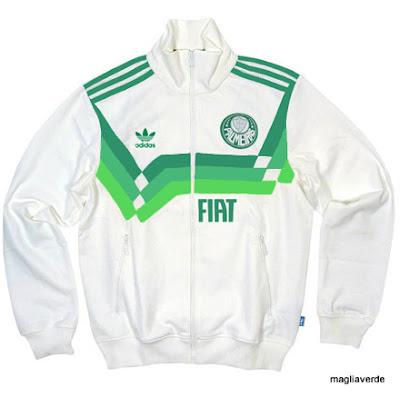 4a27ff2e15537 Maglia Verde  Agasalho Palmeiras - Alemanha Copa de 90