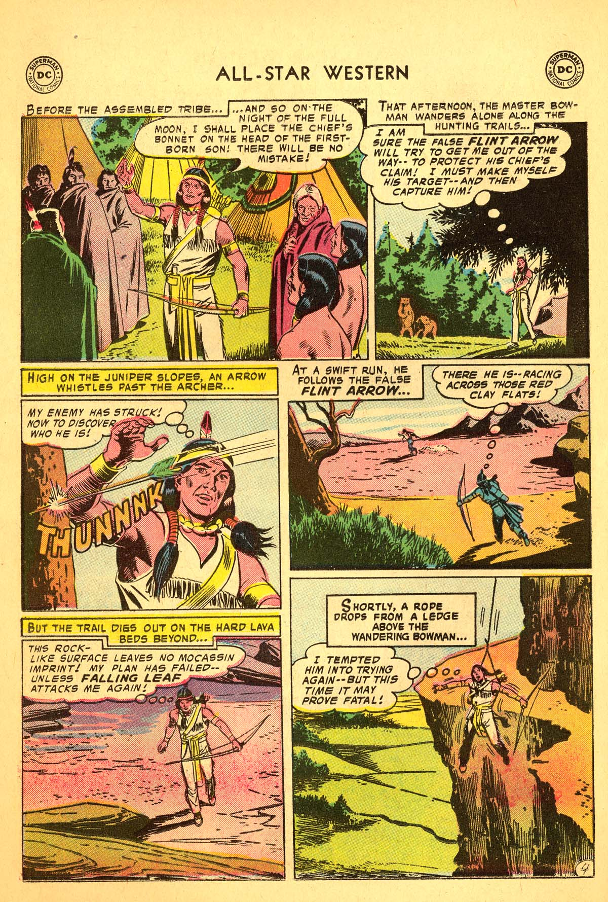 Read online All-Star Western (1951) comic -  Issue #99 - 14