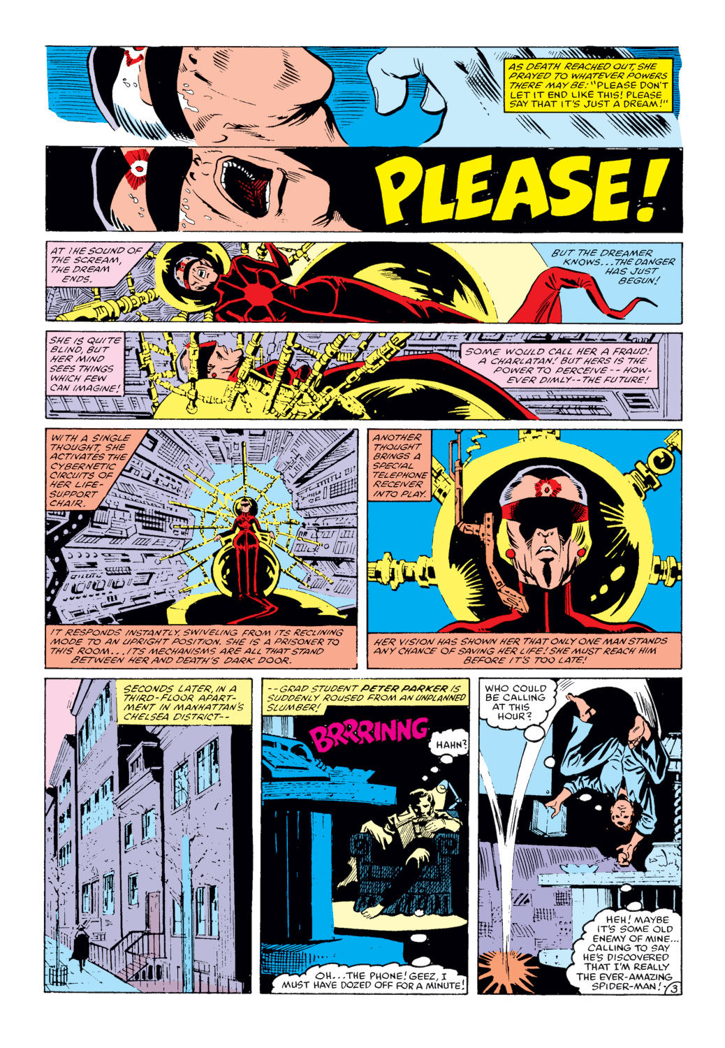 The Amazing Spider-Man (1963) 229 Page 3
