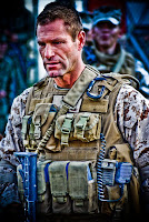 Aaron Eckhart - Battle Los Angeles Movie